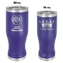 Insulated Pilsners - Purple