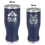 Insulated Pilsners - Navy Blue