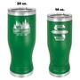 Insulated Pilsners - Green