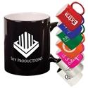 Ceramic 11 oz. Coffee Mugs