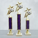 Moonbeam Purple Column - Soccer