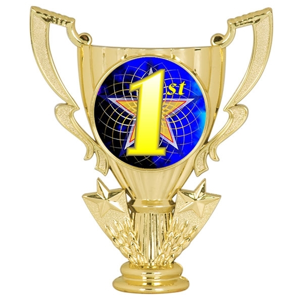 CMH Cup - Mylar Holder - 1st Place [+$1.50]