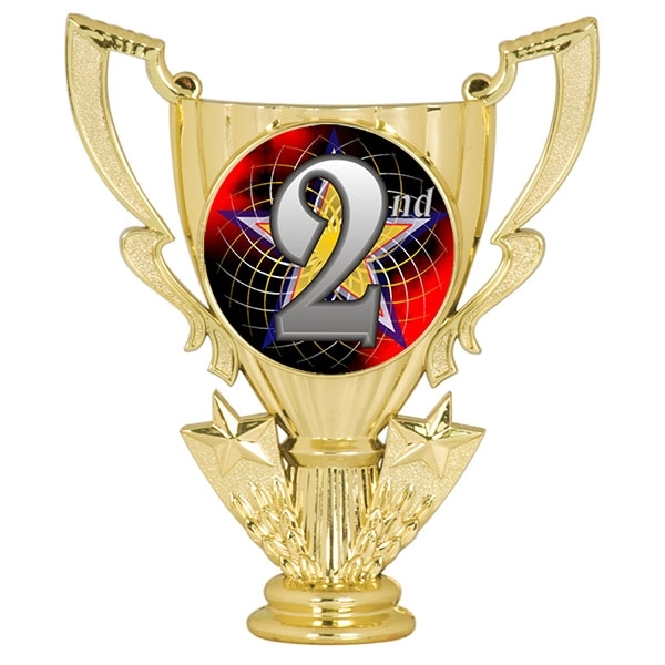 CMH Cup - Mylar Holder - 2nd Place [+$1.50]