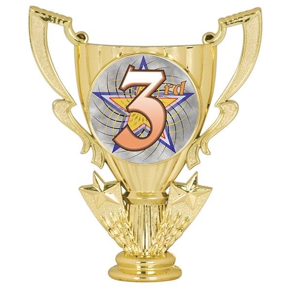 CMH Cup - Mylar Holder - 3rd Place [+$1.50]