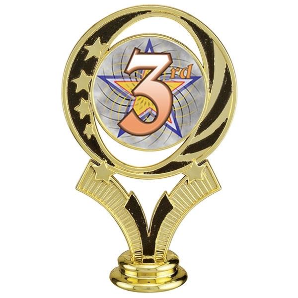 Midnite Star Figure - Mylar Holder - 3rd Place [+$1.50]