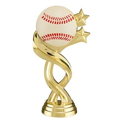 Twisted Figure (Color) - Baseball [+$0.40]
