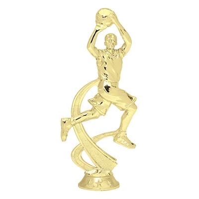 Motion Figure - Basketball, Male [+$0.40]
