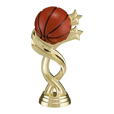 Twisted Figure (Color) - Basketball [+$0.40]
