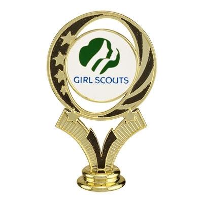 Midnite Star - Girl Scout Mylar [+$1.50]