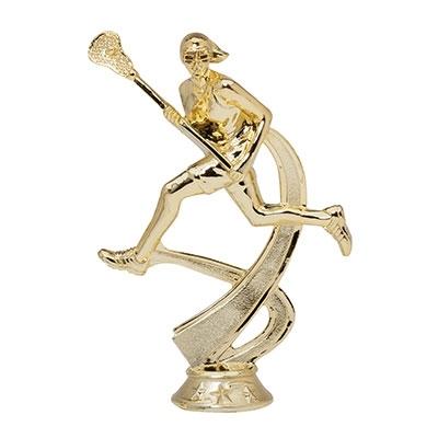 Motion Figure - Lacrosse, Female [+$0.40]