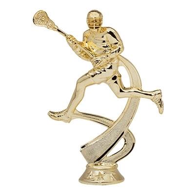 Motion Figure - Lacrosse, Male [+$0.40]