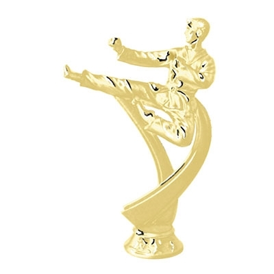 Motion Figure - Martial Arts, Male [+$0.40]