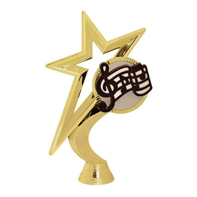 Gold Star - Music [+$0.50]