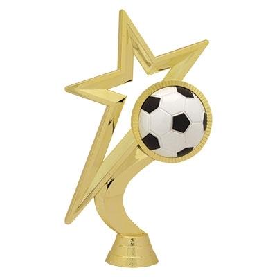 Gold Star - Soccer [+$0.50]