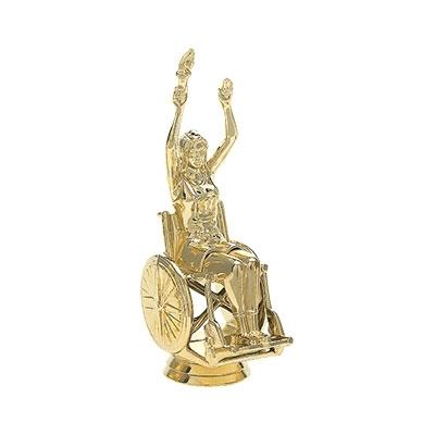 Wheelchair Victory, Female [+$2.50]