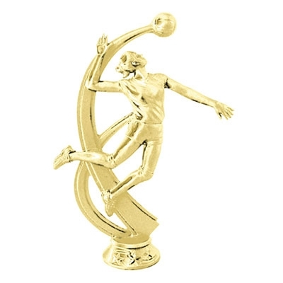 Motion Figure - Volleyball, Female [+$0.40]