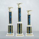 Picture of LG1 Column Trophies (Multiple Colors) - Pinewood Derby