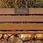 Picture of Cast Aluminum Outdoor Memorial Plaque - Flat Mount